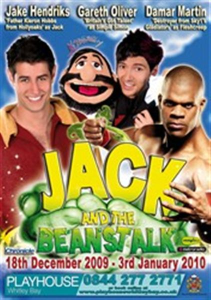 Jack and the Beanstalk Christmas Pantomime Starring Jake Hendriks from Hollyoaks