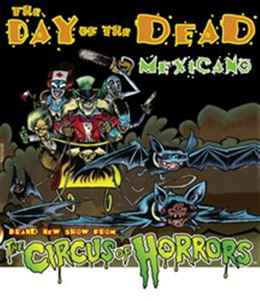Circus of Horrors - The Day of the Dead