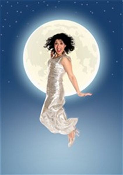 "Shappi Khorsandi ""The Moon on a Stick"""