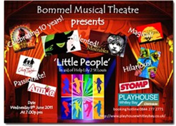 'Little People' presented by Bommel Musical Theatre