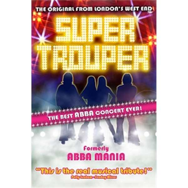 Super Trouper - Formerly Abba Mania