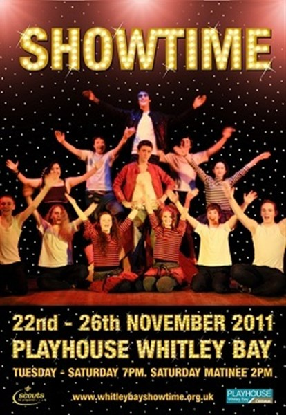 """Showtime"" presented by Whitley Bay & District Scouts"