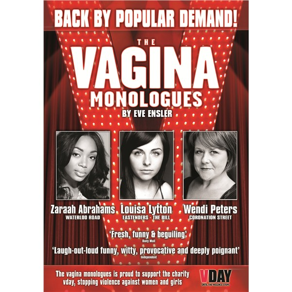 The Vagina Monologues - With Star Cast