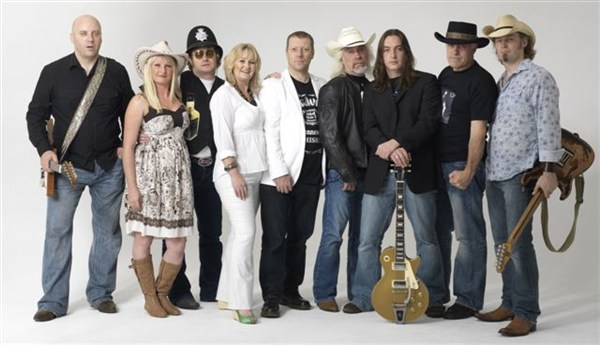 "Southern Rock Spectacular ""Aynt Skynyrd the UK's Official Tribute to Lynyrd Skynyrd"""