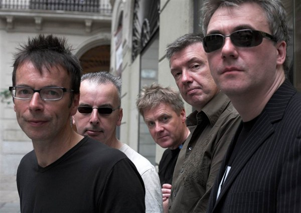 The Undertones plus support presented by North Tyneside Council as part of the Mouth of the Tyne Festival