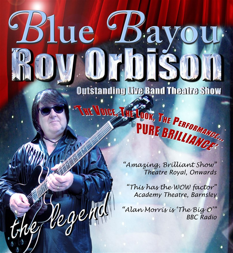 Blue Bayou Roy Orbison - The Legend