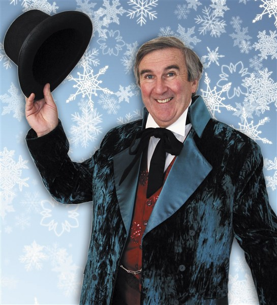 Nigel McIntyre presents An Evening with Gervase Phinn - A Celebration of Christmas