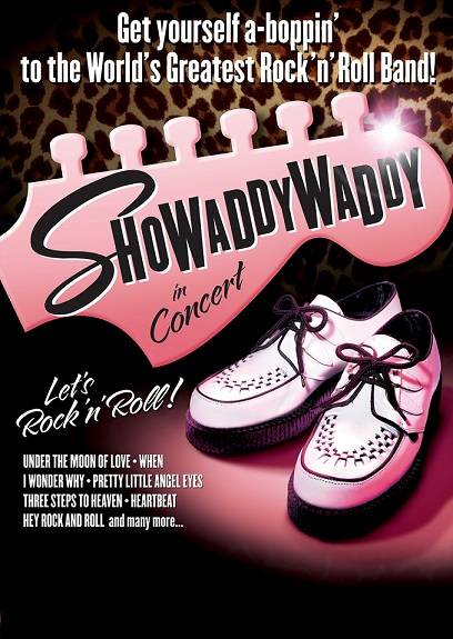 Showaddywaddy in Concert