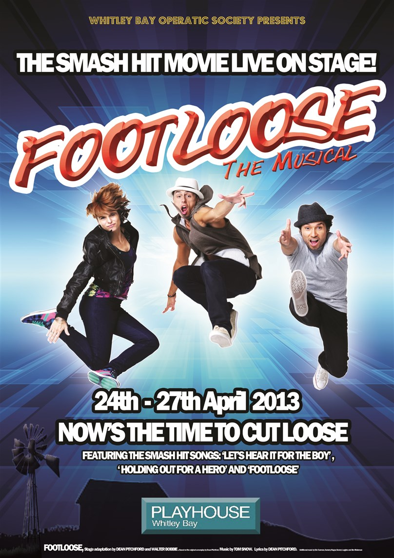 FOOTLOOSE presented by Whitley Bay Operatic Society