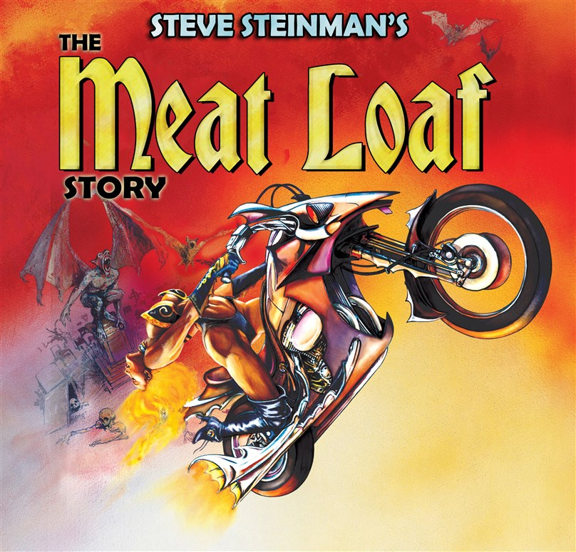 The Meat Loaf Story starring Steve Steinman
