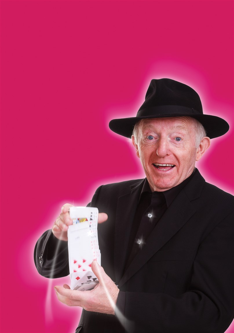 Paul Daniels - The First Farewell Tour - From Legend to Leg End