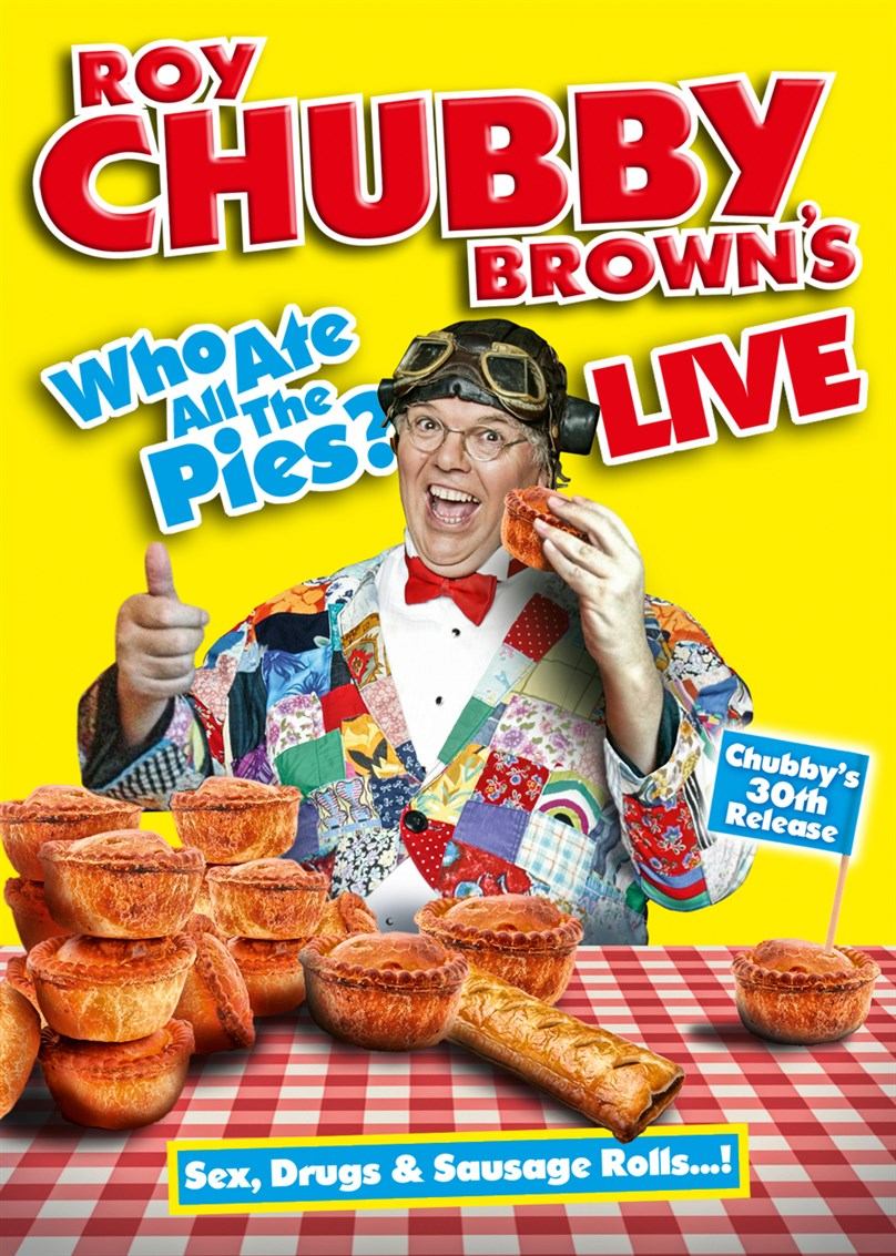 Roy Chubby Brown 18+