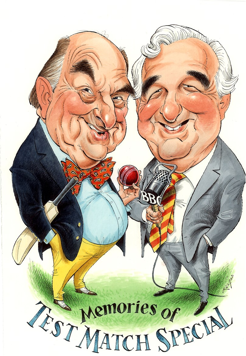 Blofeld & Baxter - Memories of Test Match Special