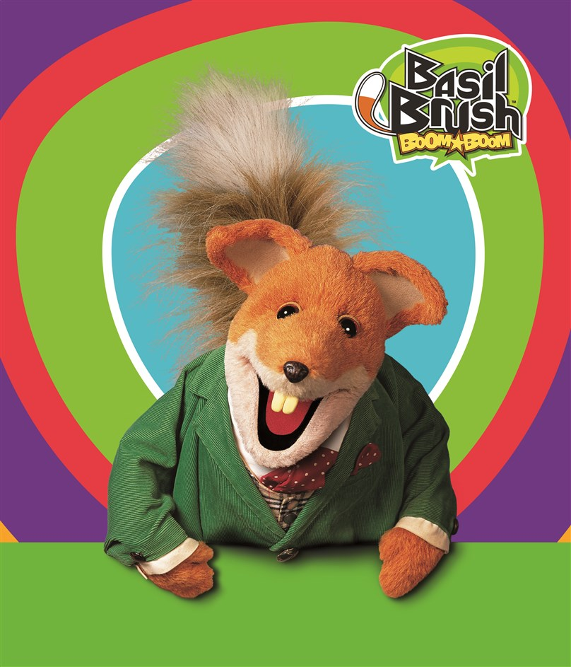 The Basil Brush Show *Change to Show Schedule*