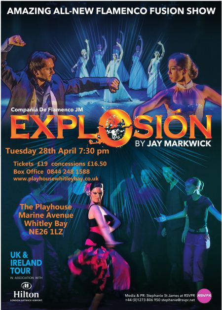 Dance Evolution Ltd present Explosion!