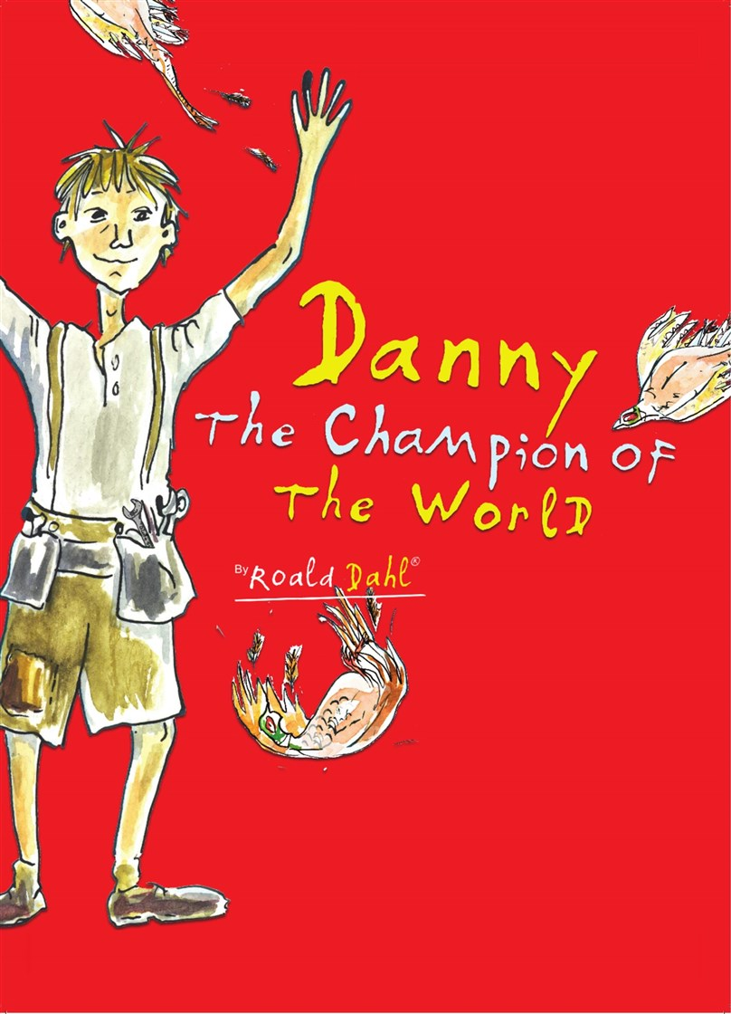 Danny The Champion Of The World Pdf
