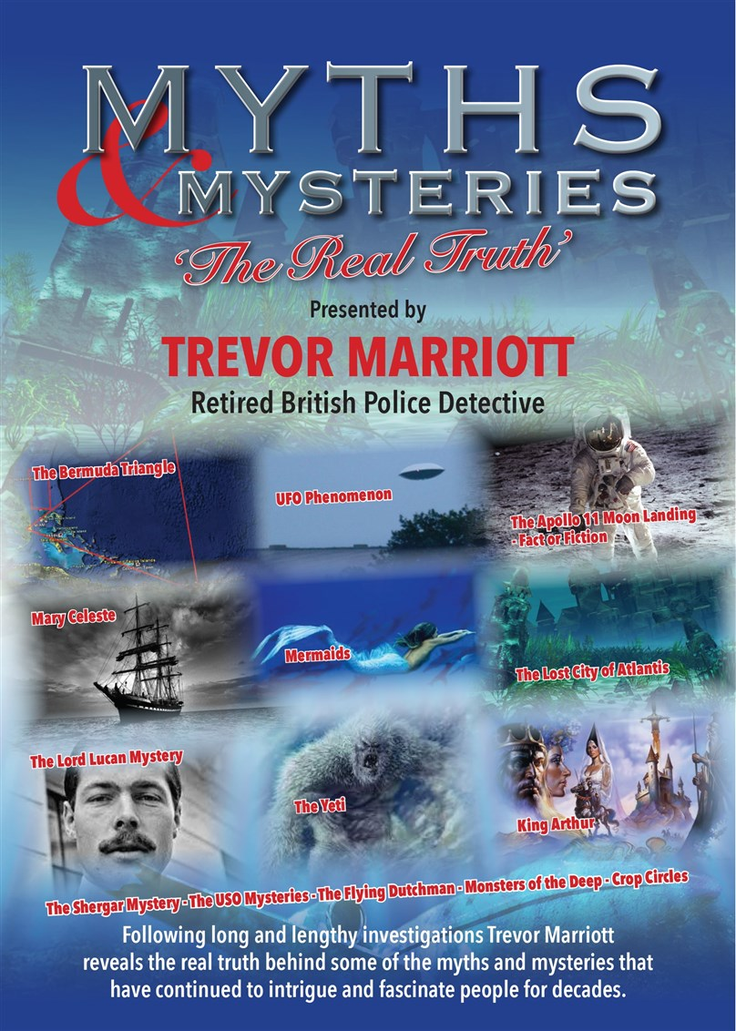 Trevor Marriott's Myths & Mysteries