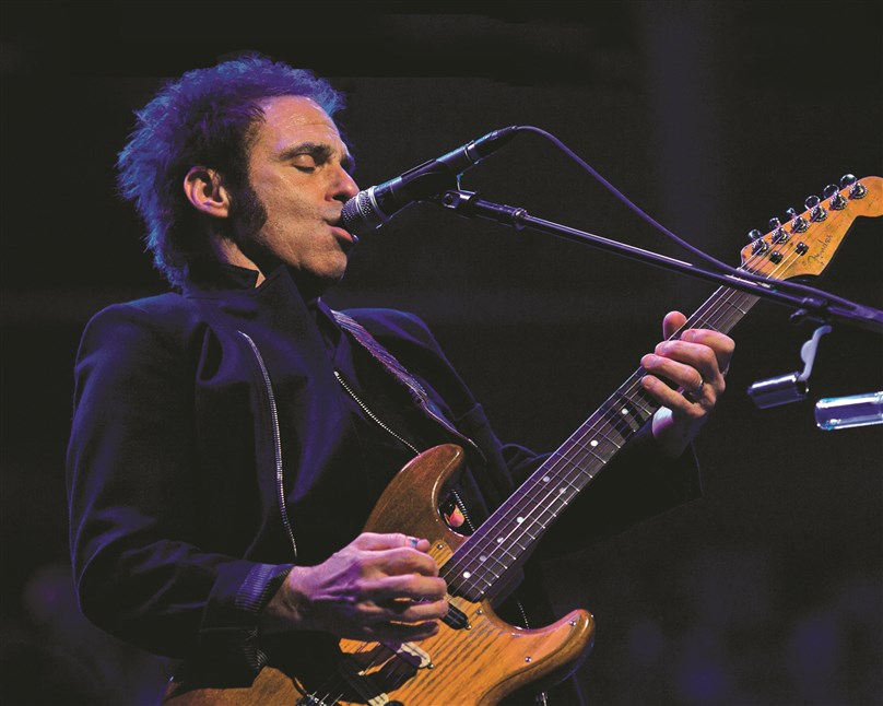 Nils Lofgren Live In Concert With Very Special Guest Greg Varlotta