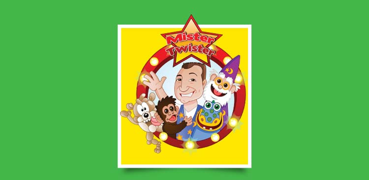 PLAYHOUSE PLAYTIME - The Mister Twister Magic Show