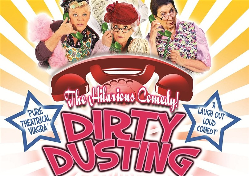 Dirty Dusting *NEW TICKETS RELEASED*