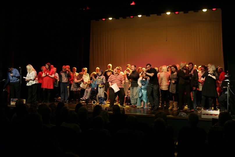North Tyneside Disability Forum presents Variety Show