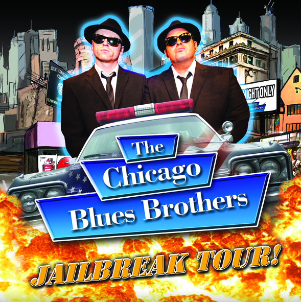The Chicago Blues Brothers - Jailbreak Tour