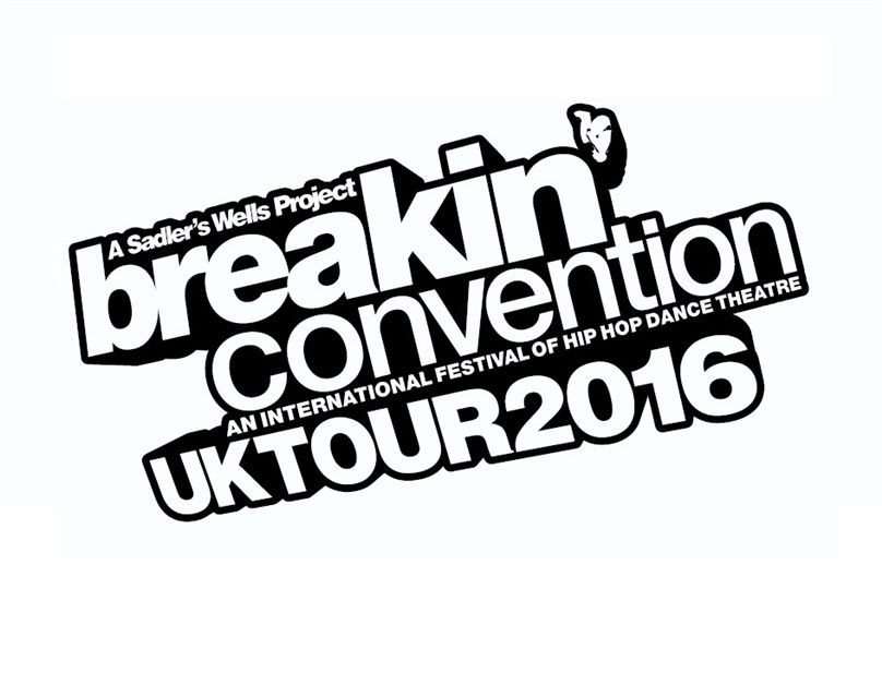 North Tyneside Council present Breakin' Convention 2016 featuring The Ruggeds, Antoinette Gomis and Iron Skulls Co. *LOCAL ACTS ANNOUNCED*