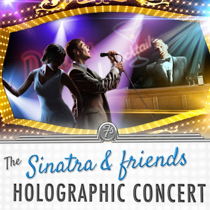 The Sinatra & Friends Holographic Concert