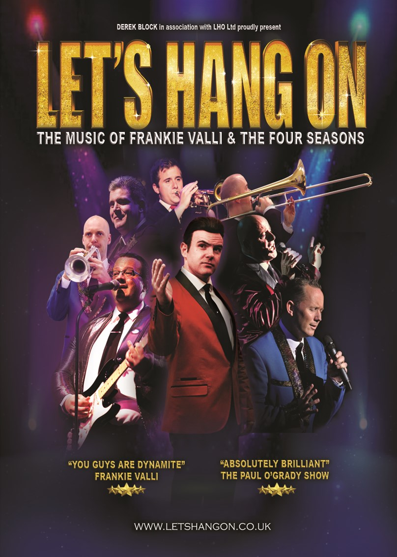 Let's Hang On: The Music of Frankie Valli & The Four Seasons *RESCHEDULED PERFORMANCE*