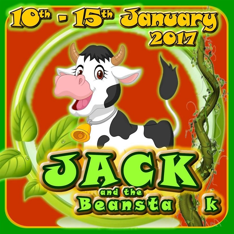 Whitley Bay Pantomime Society presents 'Jack and the Beanstalk'