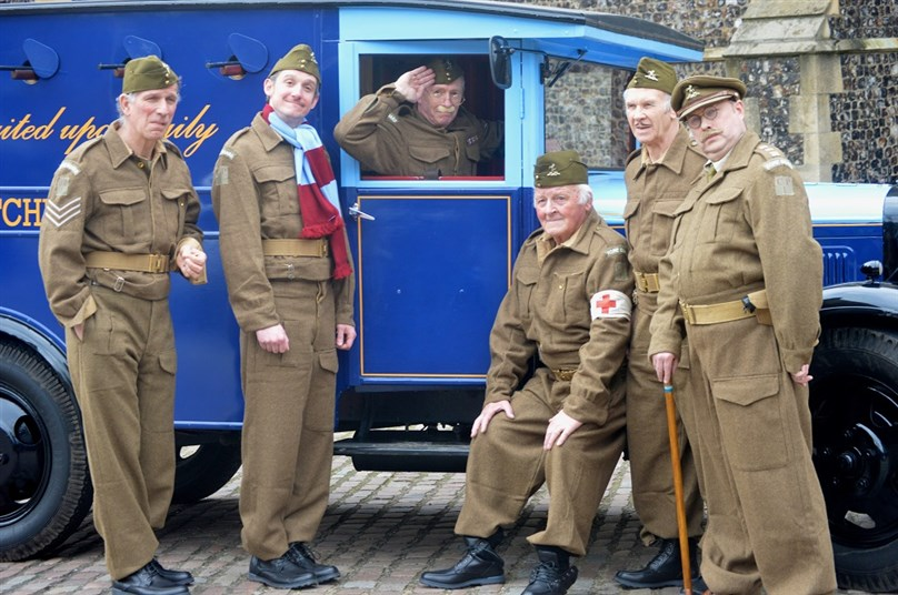 A Salute to the 1940s - The DAD'S ARMY VARIETY SHOW SPECIAL