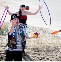PLAYHOUSE Playtime Presents: Circurama – Circus Skills Workshop (5-9 years)