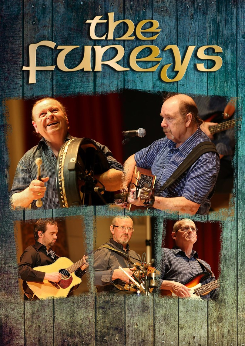 The Fureys - Legends of Irish Music & Song