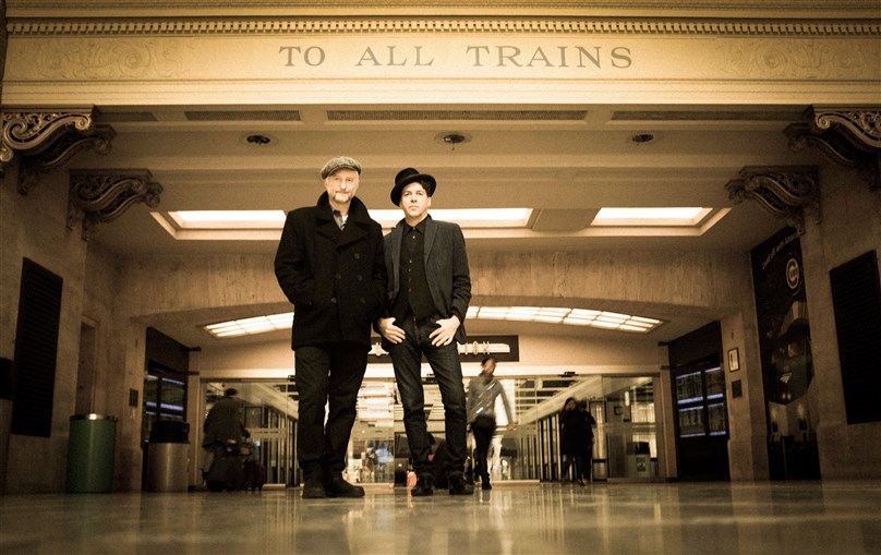 North Tyneside Council present Billy Bragg & Joe Henry - Shine A Light Tour