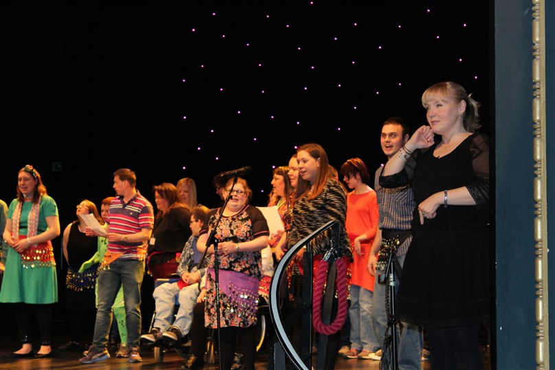 North Tyneside Disability Forum presents 'Variety Show'