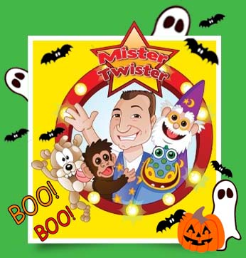PLAYHOUSE Playtime: Mister Twister's Not So Scary Halloween Show