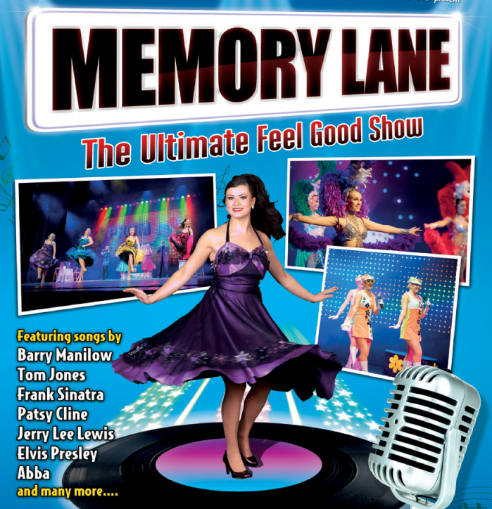 Timeless Theatre Productions present 'Memory Lane'