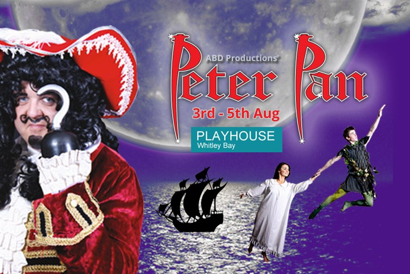 ABD Productions Present: 'Peter Pan'