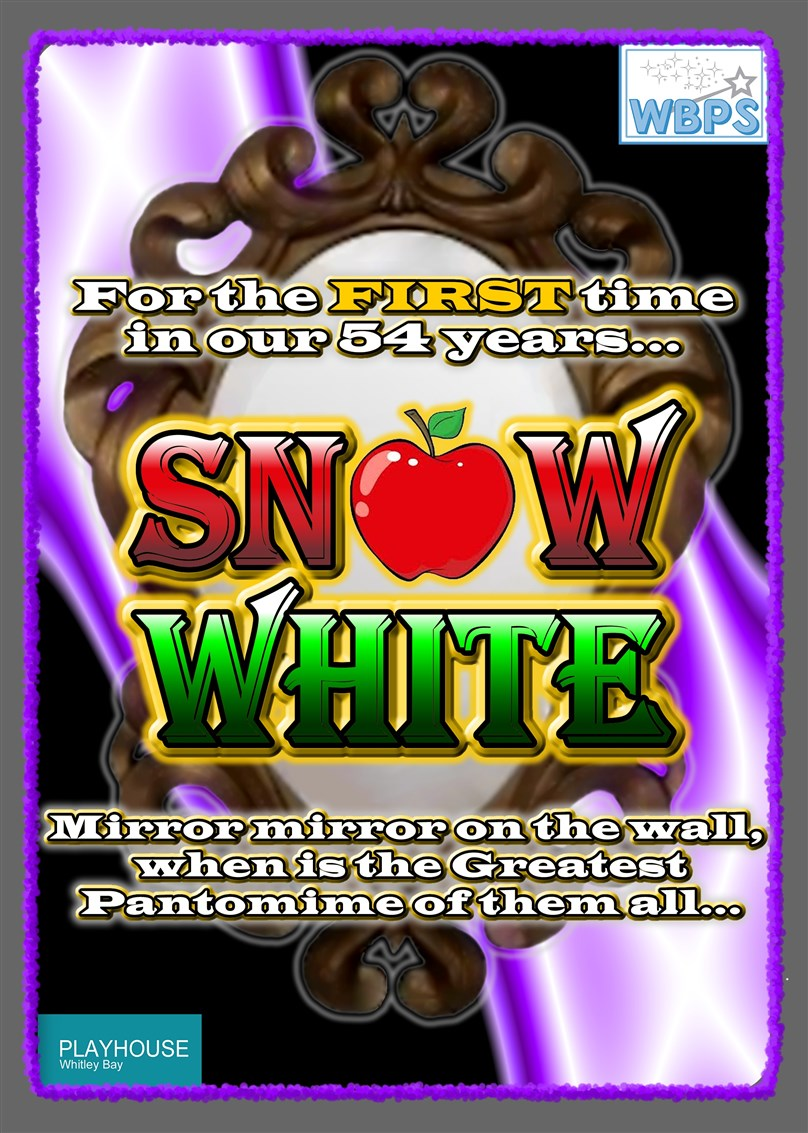 Whitley Bay Pantomime Society presents: Snow White