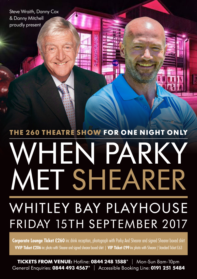 When Parky Met Shearer