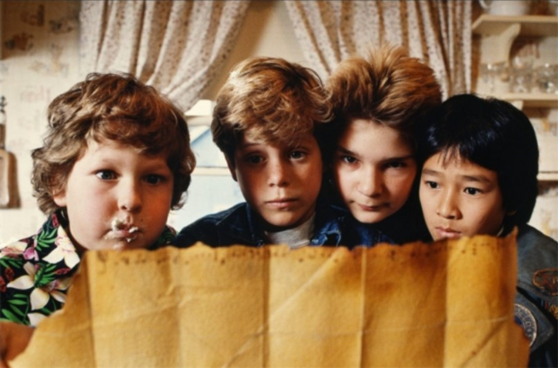 Sunday Film Club: Double Bill Matinee - The Goonies