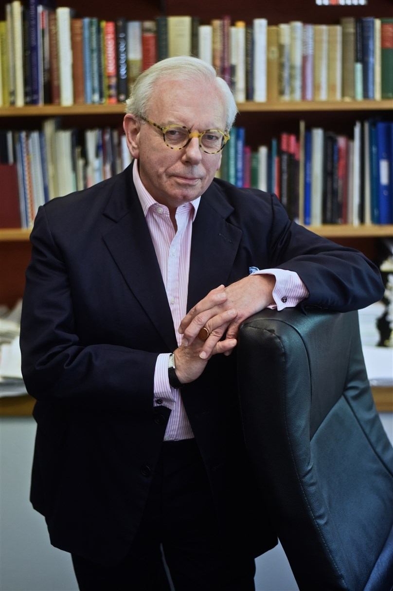David Starkey - 'Henry VIII: The First Brexiteer?'