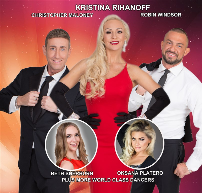 Dance to the Music (Starring Kristina Rihanoff, Robin Windsor, and Oksana Platero)