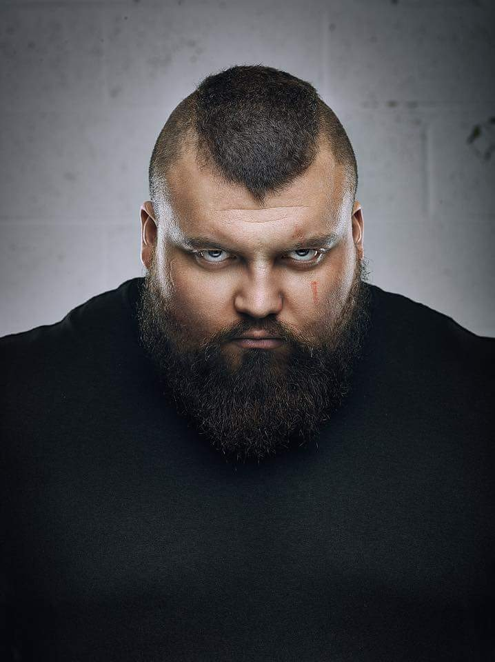 Eddie Hall - The World's Strongest Man *RESCHEDULED DATE*