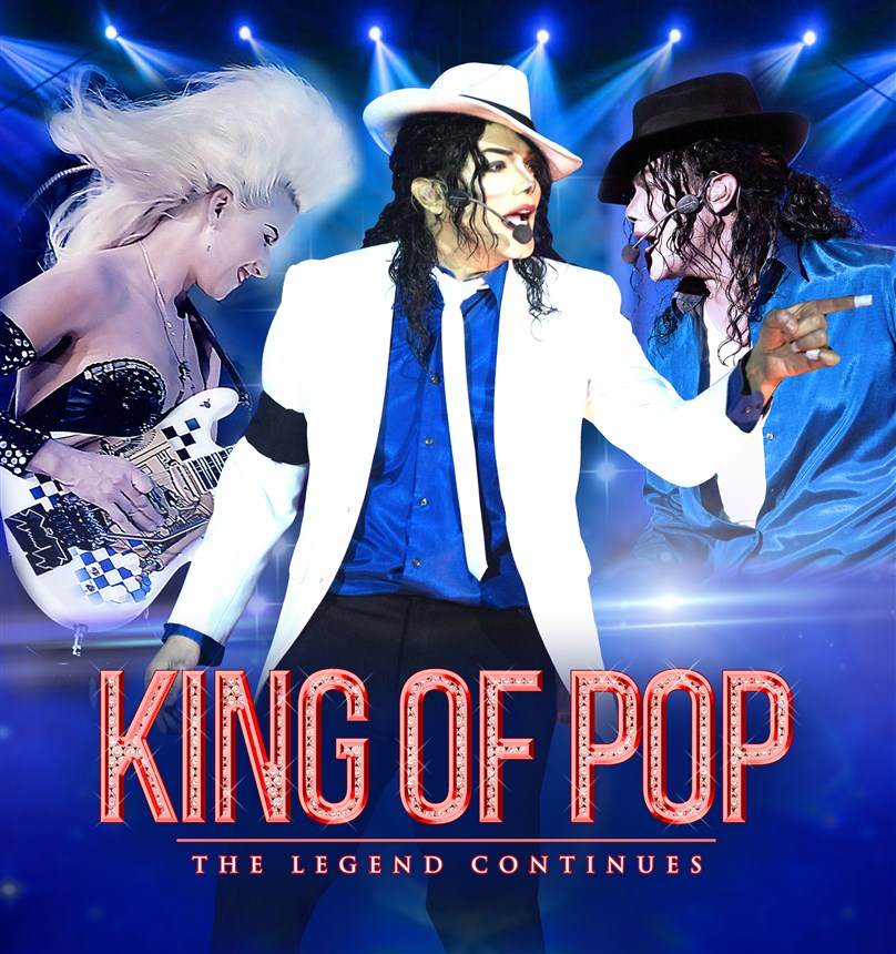 King of Pop: The Legend Continues (NAVI + Jennifer Batten)