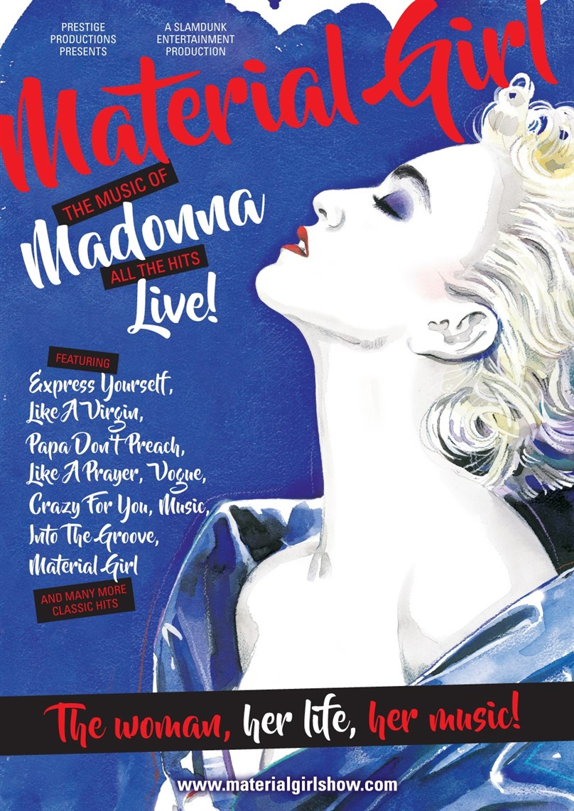 Material Girl - The Music of Madonna