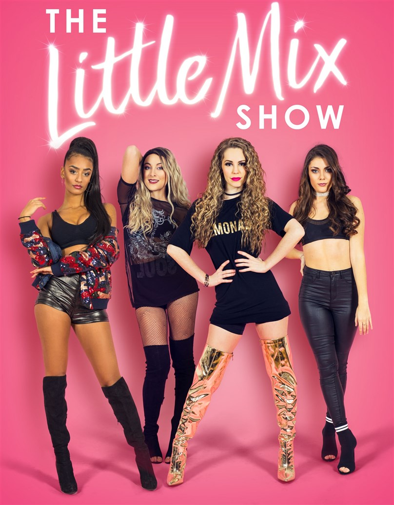 Black Magic - The Little Mix Show