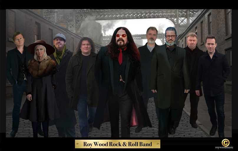 Roy Wood Rock & Roll Band - Red E 2 Rock Tour