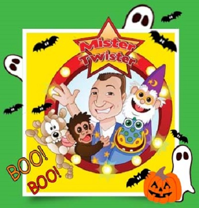Mister Twister's Halloween Magic Show