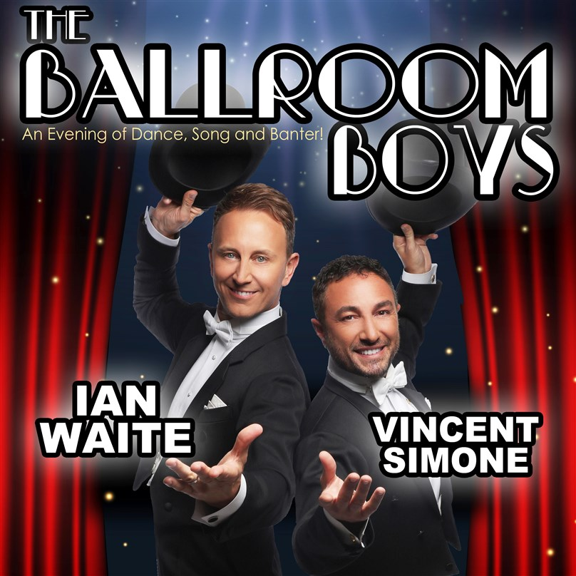 Ian Waite & Vincent Simone: The Ballroom Boys